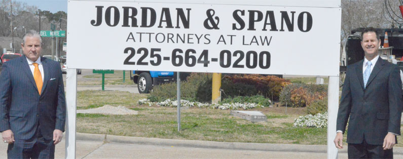 New business: Jordan & Spano